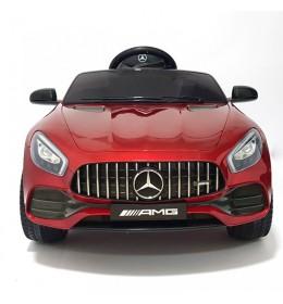 Dečiji auto na akumulator Mercedes GT AMG crveni