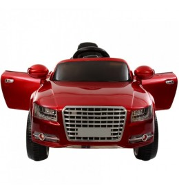 Dečiji auto na akumulator model 2401 metalik crveni