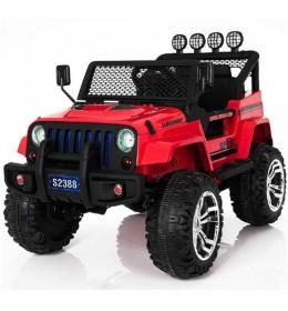 Dečiji auto na akumulator model 249 crveni