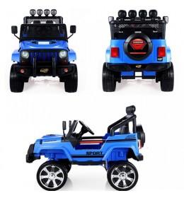 Dečiji auto na akumulator model 249 plavi