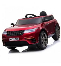 Dečiji auto na akumulator model 251/1 metalik crveni