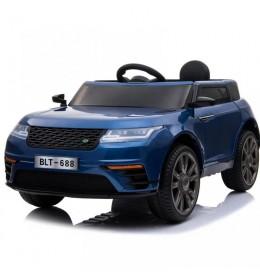 Dečiji auto na akumulator model 251/1 metalik plavi
