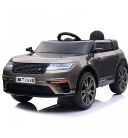 Dečiji auto na akumulator model 251/1 metalik sivi