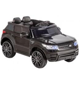 Dečiji automobil na akumulator Land Rover Mini crni sa mekim gumama