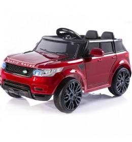 Dečiji automobil na akumulator Land Rover Mini crveni sa mekim gumama