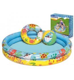 Dečiji bazen Bestway krug