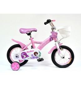 """Dečiji bicikl 12"""" model 703 Nina Rose"""