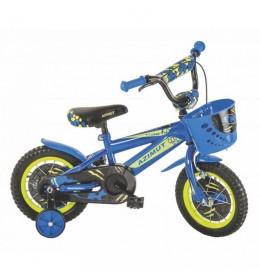 Dečiji bicikl 12in Azimut plavi