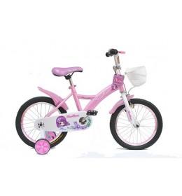 """Dečiji bicikl 16"""" model 704 Nina Rose"""