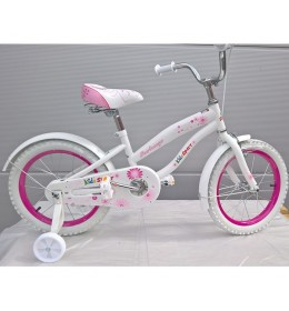 """Dečiji Bicikl 16"""" - Roze"""