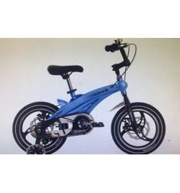 "Dečiji bicikl 16"" model 705 Space Plava"