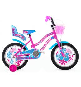 Dečiji bicikl Adria Fantasy 16 pink