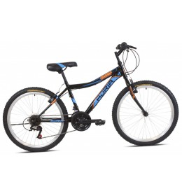 Dečiji Bicikl Adria Stringer 24 Crna i Plava 12.5