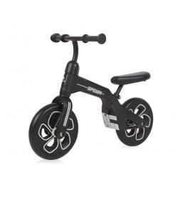 Dečiji bicikl Balance Bike Spider crni