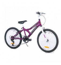 Dečiji bicikl Casper 200 20in 6 ljubičasto-bela