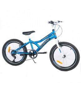Dečiji bicikl Casper 200 20in 6 plavo-bela