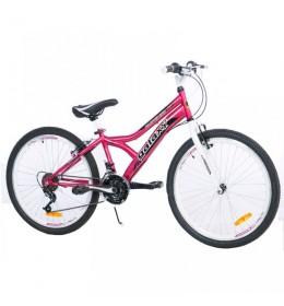 Dečiji bicikl Casper 240 24in 18 rozo-beli