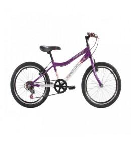 Dečiji bicikl Falcon 020 20in/6 ljubičasto-beli