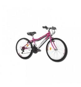 Dečiji bicikl Falcon 040 24in/18 ljubičasto-beli