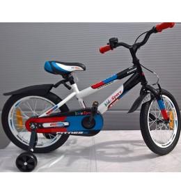 "Dečiji Bicikl Fitnes 16""-Beli"