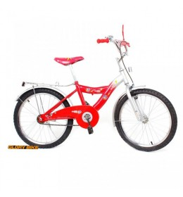 Dečiji bicikl Glory Bike 20in crveni