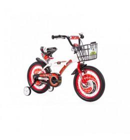 Dečiji bicikl Hunter 16in crveno-beli