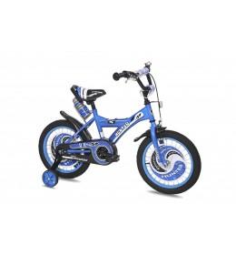 Dečiji bicikl Hunter 16in plavo-beli