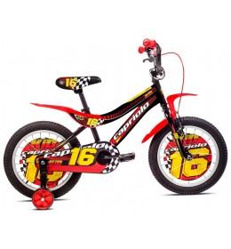 Dečiji Bicikl Kid 16 Crvena