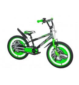Dečiji bicikl Raider 20in crno-zeleni