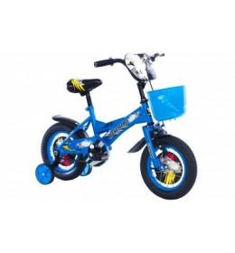 "Dečiji Bicikl Rocket Force 12"" plava"