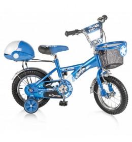 Dečiji bicikl Viking 12in plavi