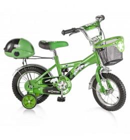 Dečiji bicikl Viking 12in zeleni