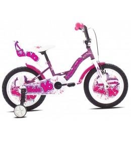 Dečiji Bicikl Viola 16 Ljubičasta