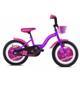 Dečiji bicikl Viola 20 ljubičasta