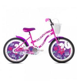 Dečiji bicikli Adria fantasy 20 pink/ljubičasto