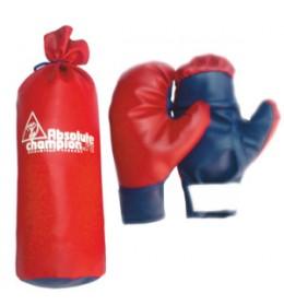Dečiji bokserski set ABCH džak + rukavice ABCH