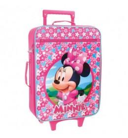 Dečiji kofer  Disney Minnie Pink 50cm