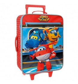 Dečiji kofer Disney Super Wings 50cm