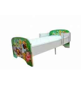 Krevet za decu Green Jungle 160x80 cm model 804