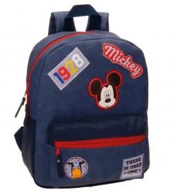 Dečiji ranac 32 cm Mickey Parches 30.122.61
