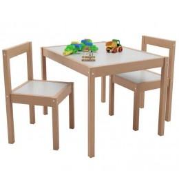 Dečiji sto sa dve stolice BienWood BIE6001