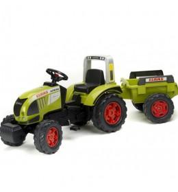 Dečiji traktor na pedale Claas Arion 540
