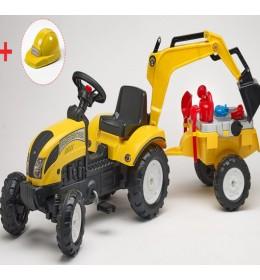 Dečiji traktor na pedale Falk Constructor