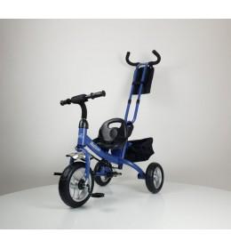 Dečiji tricikl 432 sa točkovima od Eva pene - Plava