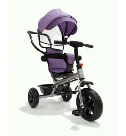 Dečiji tricikl little 415-1 ljubičasti