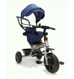 Dečiji tricikl little 415-1 plavi
