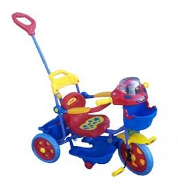 Dečiji tricikl plavo crveni