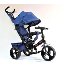 Dečiji tricikl Playtime 417 Plavi