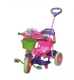 Dečiji tricikl roze