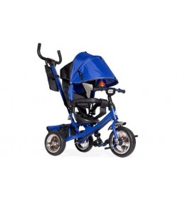 Dečiji tricikl sa tendom model 407 plavi